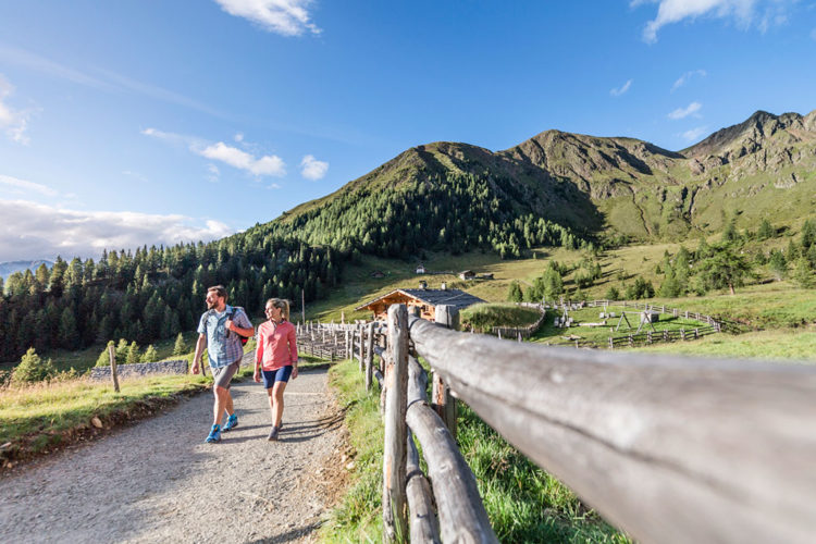 Wandern Passeiertal