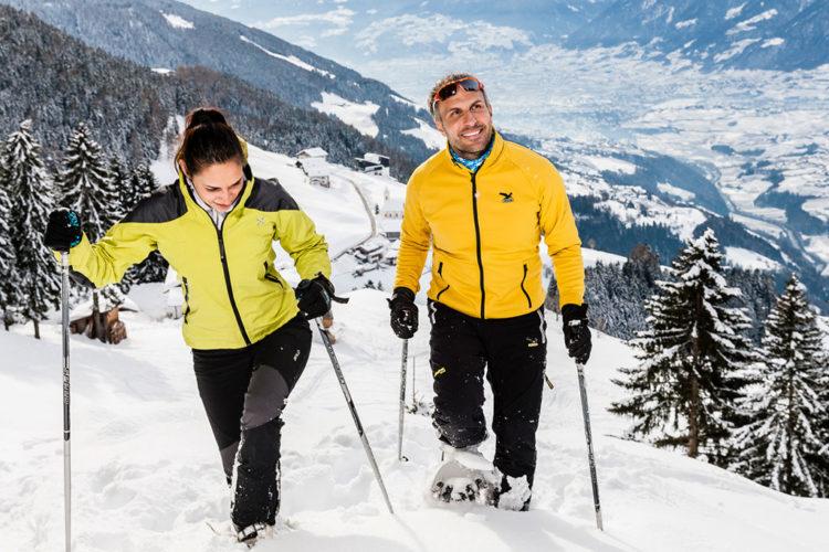 Schneeschuhwandern Passeiertal