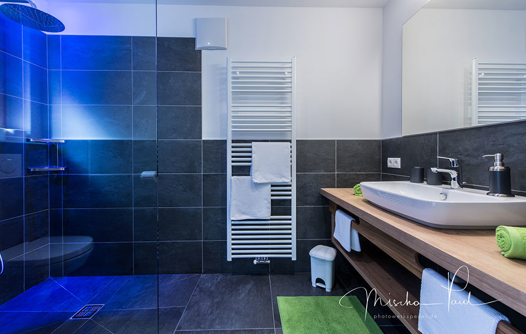 Badezimmer Passeiertal