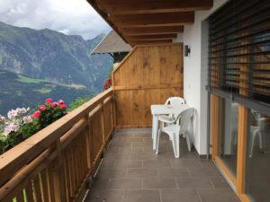 Balkon Passeiertal