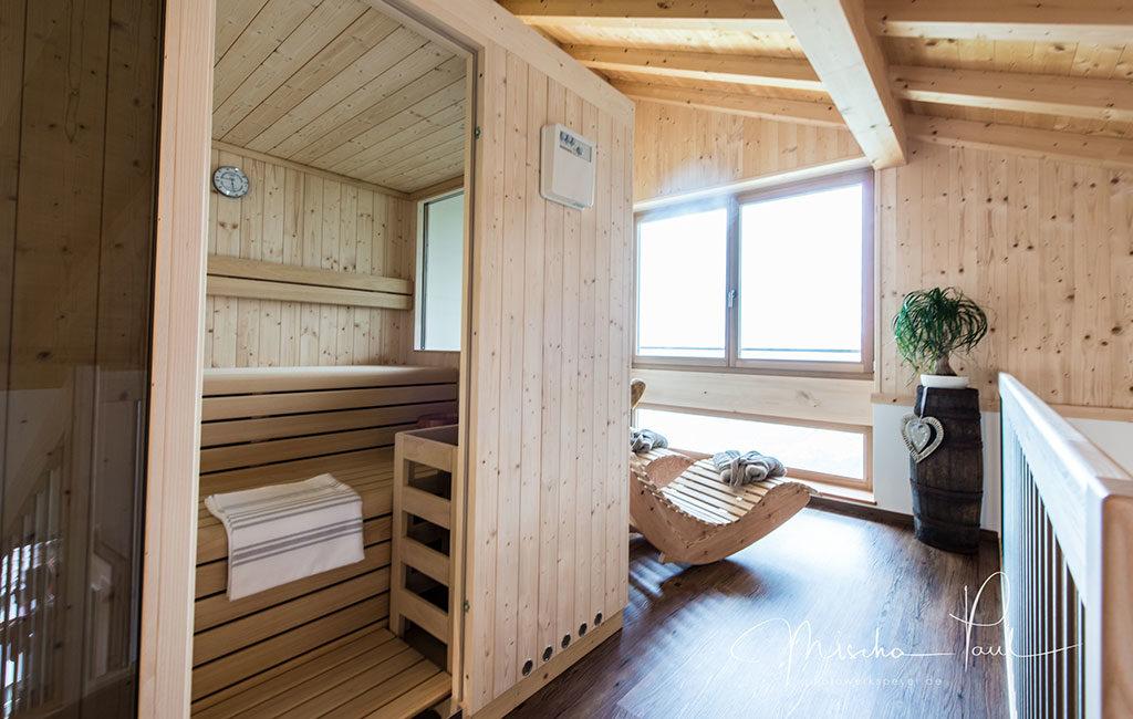 Sauna Passeiertal