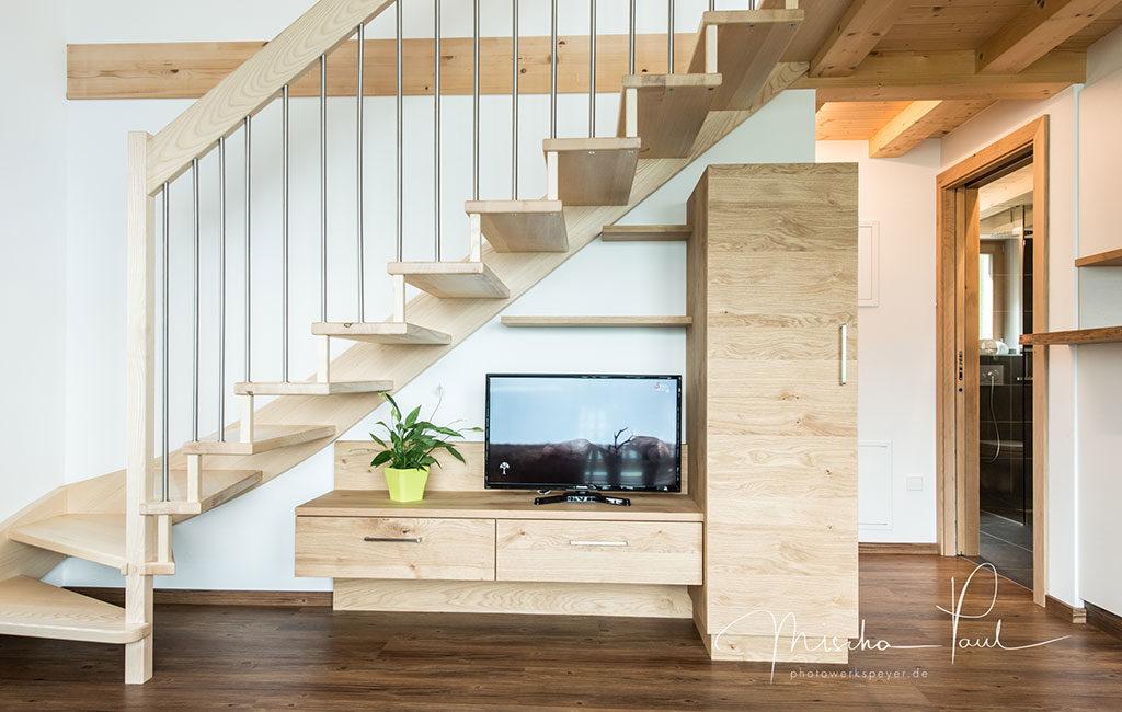 Scale in legno Passeiertal