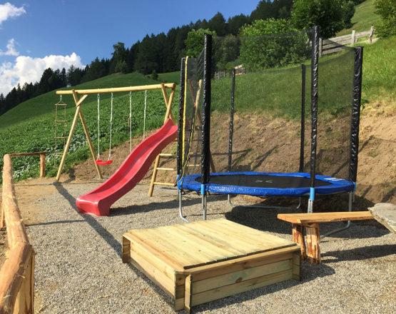 Parco giochi Passeiertal