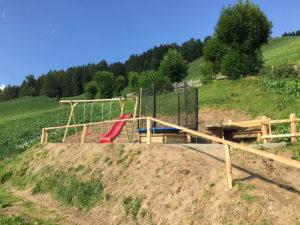 Spielplatz Passeiertal
